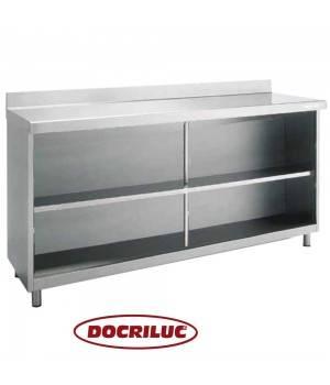 Estantería frente mostrador DOECMC35-200-2