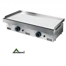 Plancha para asar a GAS MA-ECO-750CD