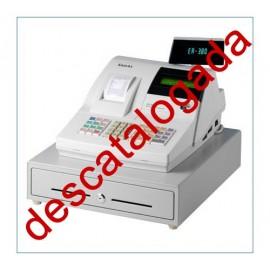 Registradora SAM4S ER-380M descatalogada