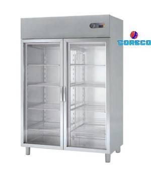 Armario Refrigeración GN 2/1 puerta cristal COCGRE1002 (139x80cm)