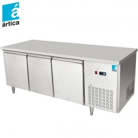 Mesa de congelación RDMCI130 de 3 puertas
