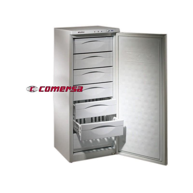 Congelador vertical de 7 cajones con puerta blanca cmcv240 - Arcon congelador vertical ...