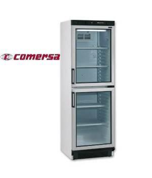 Armario refrigerador expositor 2 puertas cristal CMBALTIC5002P