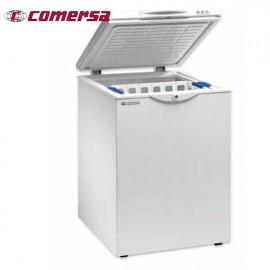 Arcón Congelador pequeño 125 L. Puerta Abatible
