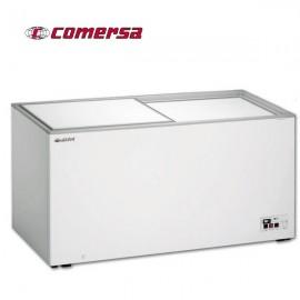Arcón congelador puerta corredera CMTC58