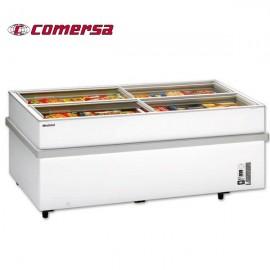 Congelador supermercado puerta corredera cristal CMGT2000