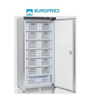 Congelador INOX Snack EFABX500N de 525 litros