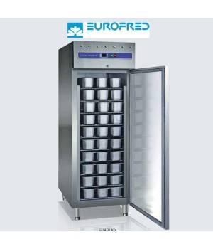 Armario de congelación de heladería EFGELATO800