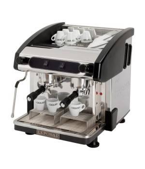 Máquina de café profesional New Elegance Mini Pulser 2 grupos