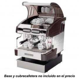 Máquina de café profesional New elegance Mini Control 2 grupos