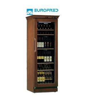 Expositor de vinos para 102 botellas de 0.75 l