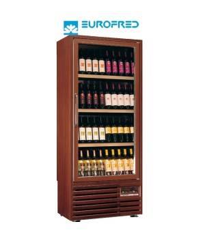 Expositor de vinos para 96 botellas de 0.75 l