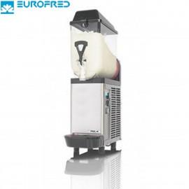 Máquina de granizados con 1 depósito de 10 litros