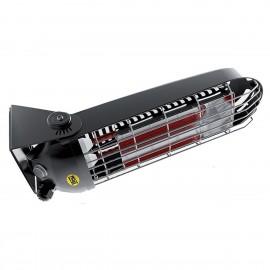 Calefactor modular por infrarrojos para sombrillas 800 W