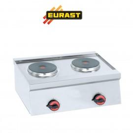 Cocina Semi-industrial eléctrica EURFOK60E