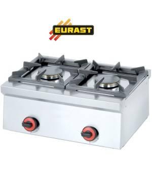 Cocina Semi-industrial a gas EURFOK60