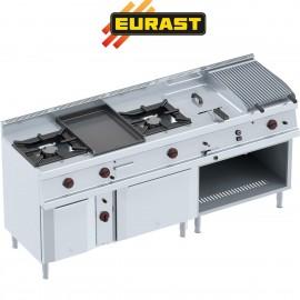Conjunto cocina ET3020+33015 con horno