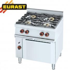Cocinas fondo 60cm cocinas industriales para restaurantes for Fogones industriales a gas