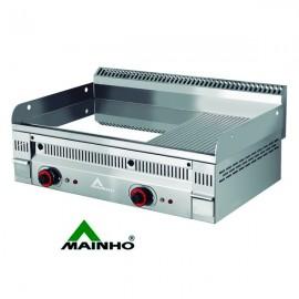 Plancha EUROCROM semi-ranurado electrica MA-PCR-90ET