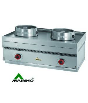 Cocina wok mostrador MA-WT-211