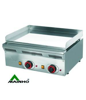 Plancha electrica económica cromo duro ECO-MHELP62EMC