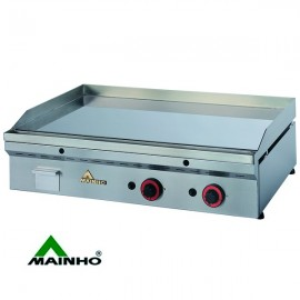 Plancha FULL-CROM a GAS MHFC90