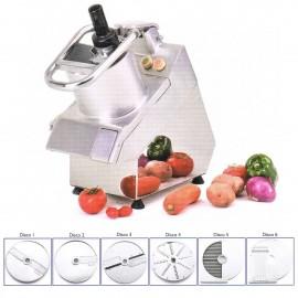 Cortadora de hortalizas de acero inox MACH100
