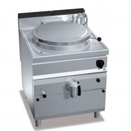 Marmita gas de calentamiento indirecto ROG9P10I 100 litros