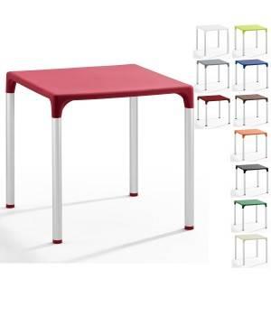 Mesa de bar personalizable ISI DORIAN 70 x 70