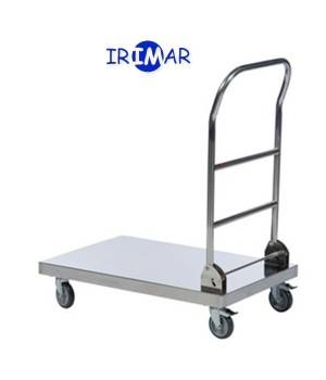 Carro plataforma acero inoxidable IRCP9055F
