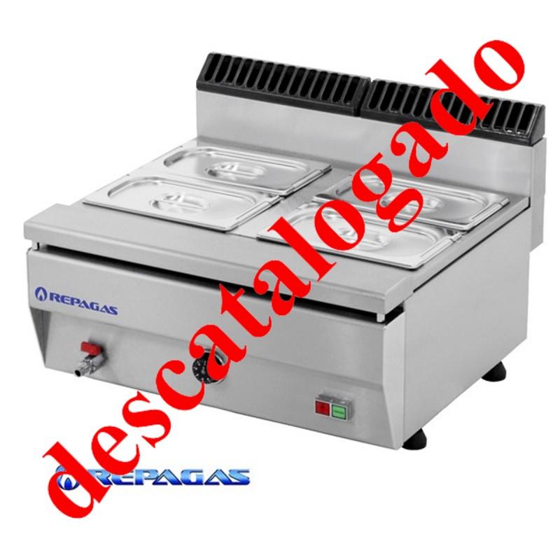 Maquinaria de hosteleria ba o maria laboratorio bm 65 b for Bano maria industrial