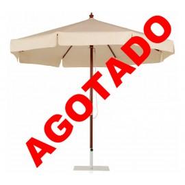 Parasol Madera 3 metros PGP1011