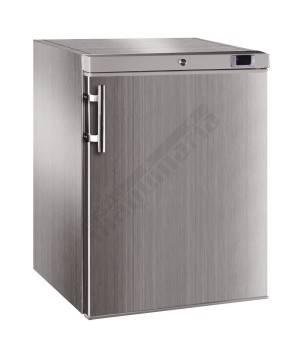 Congelador bajomostrador inox EFRNX200 de 170 litros