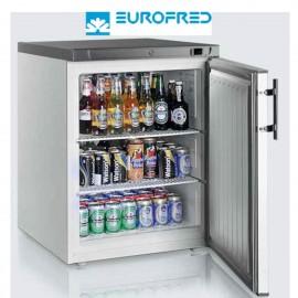 Congelador bajomostrador inox EFNCX200 de 170 litros