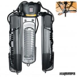 Calentador eléctrico brazos abatibles LA69423
