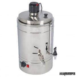 Chocolatera Eléctrica de 30 litros cuba acero inox MACHR30