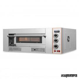 Horno pizza a gas RTOVENRG9