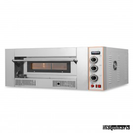 Horno pizza a gas RTOVENRG9