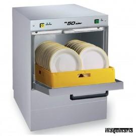 Lavavasos de cesta cuadrada 50x50cm ADNL-50