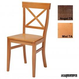Silla madera economica 1T150
