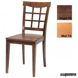 Silla madera eco TA NAGOYA