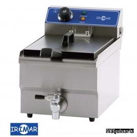 Freidora eléctrica de cuba fija IRFRY13 - 8.5 litros