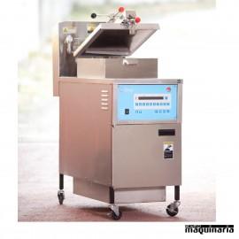 Presurizadora de pollo frito eléctrica Hawai 6,5 Kg