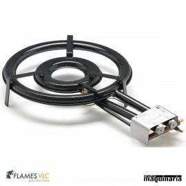 Quemador para uso interior TT-460 dos quemador