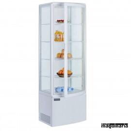 Vitrina frigorífica vertical NICB509 de 235 litros