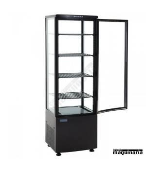 Vitrina frigorífica vertical NIDP289 de 235 litros