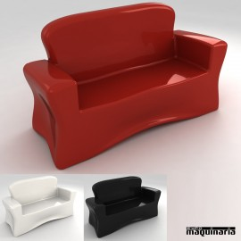 Sofa rotomodelo diseño SOFA MR BRUJO