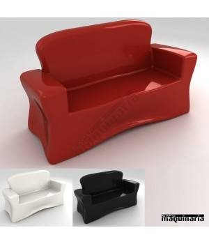 Sofa rotomodelo diseño SOFA MR BRUJO