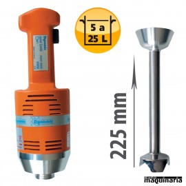 Turmix Dynamic Junior Profesional con pie de 225 mm
