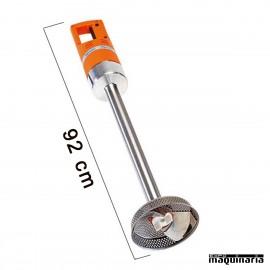Pasapuré ROPP97 plus pie 570 mm desmontable